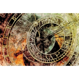 Astro-Clock 150 x 100 cm (10)