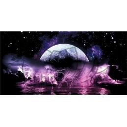 Thunderstorm 2 - 250 x 125 cm