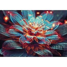 Flower - 100 x 70 cm
