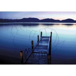 Lake - 100 x 70 cm