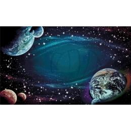 Planets - 100 x 60 cm